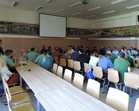 Seminar for the employees of the Hortobágy Non-profit Ltd.